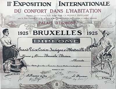 Exposition Internationale Bruxelles 1925