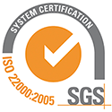 ISO 22000:2005 SGS