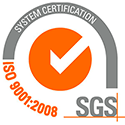 ISO 9001:2008 SGS