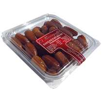 Natural Deglet Nour Pitted Dates El Monaguillo OPS 250g