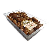 Natural Deglet Nour Dates El Monaguillo Tray