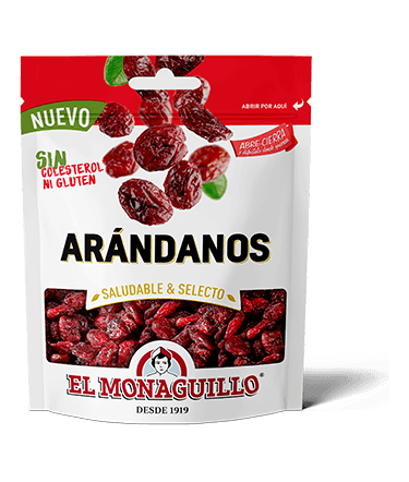 El Monaguillo Cranberries DoyPack Bag