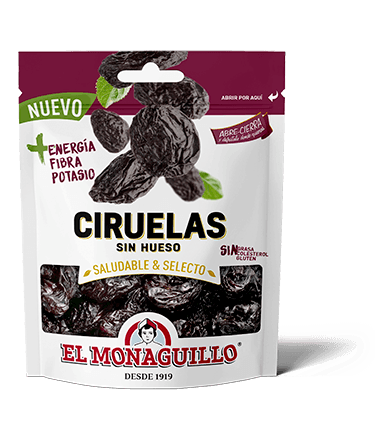 El Monaguillo Prunes DoyPack Bag