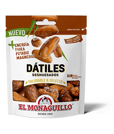 El Monaguillo Pitted Dates DoyPack Bag
