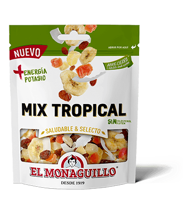 El Monaguillo Tropical Mix DoyPack Bag