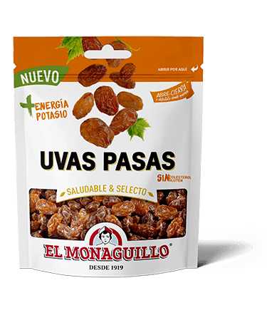 El Monaguillo Raisins DoyPack Bag