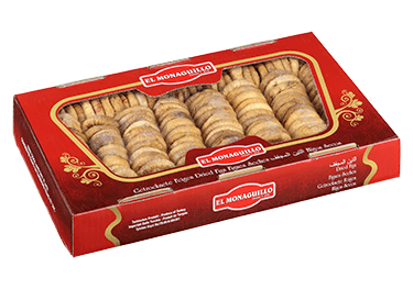 Dried Figs El Monaguillo Box 3Kg