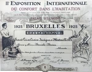 Brussels Exhibition 1925